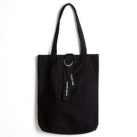 [옐로우스톤] 숄더백 WEBBING POINT BAG - YS2075BK 블랙 에코백