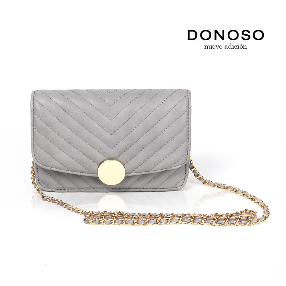 도노소 - [nuevo adicion] Oblique Quilt Bag 숄더백