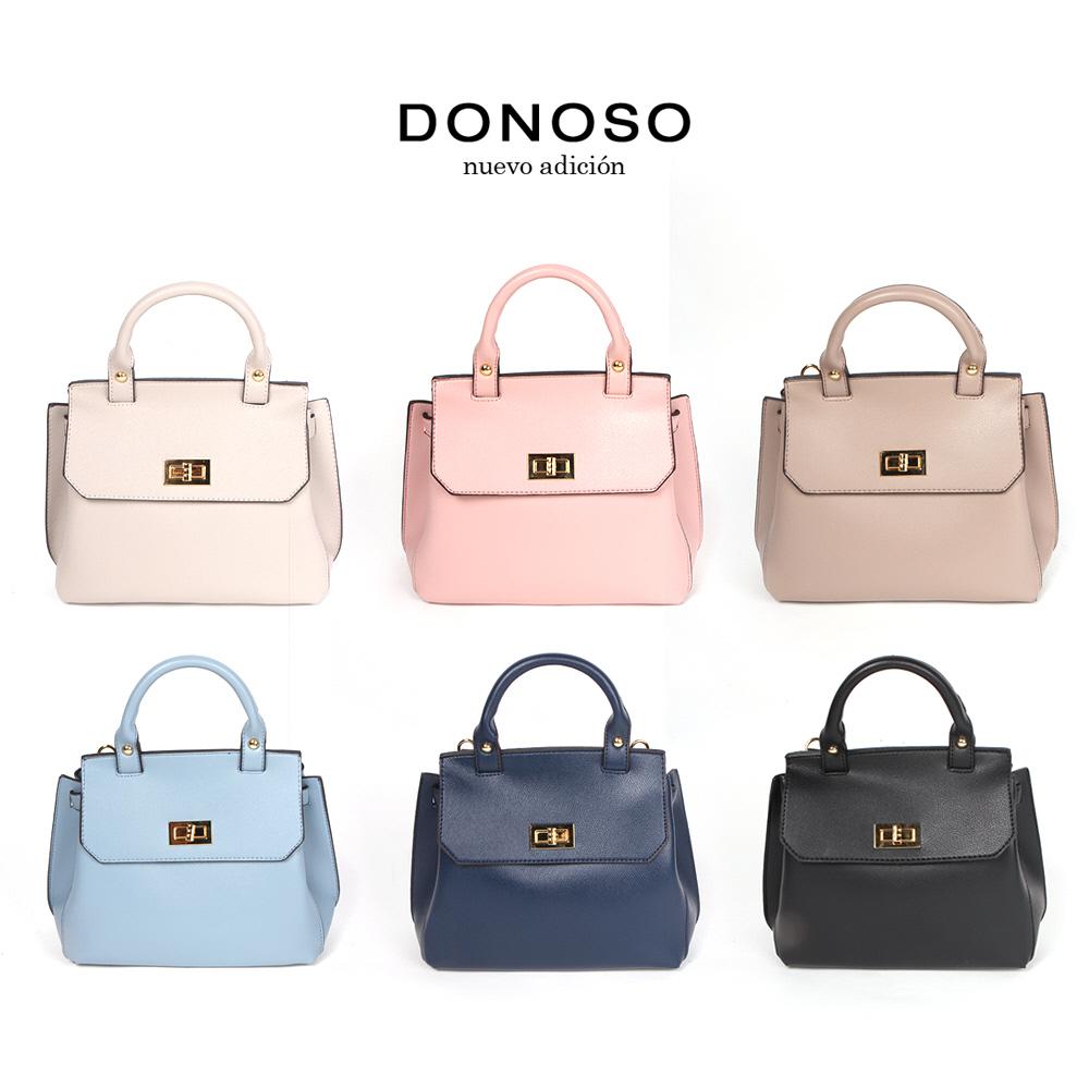 도노소 - [nuevo adicion] Mini-Top Tote Bag 미니토트백