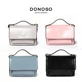 도노소 - [nuevo adicion] Mini Square Cross Bag 미니크로스백