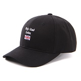 앱놀머씽 - London Ball Cap (Black) 볼캡 야구모자