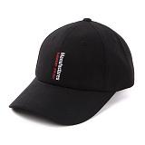 앱놀머씽 - Manufactures Ball Cap (Black) 볼캡 야구모자