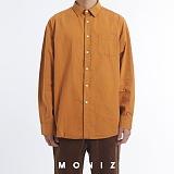 [모니즈] 피그먼트 오버 워싱 셔츠 (6color) SHT672 긴팔남방