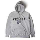 VETEZE - BIG LOGO HOOD_GY 로고 후드 후디