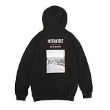 앱놀머씽 - Instigator Hood (Black) 후드티셔츠