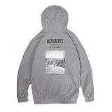 앱놀머씽 - Instigator Hood (Gray) 후드티셔츠