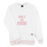 [핍스] PEEPS dont be rude crewneck(ivory)_핍스 맨투맨