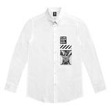 에이치디씨알 - LUCIFER 02_MSH 긴팔셔츠