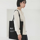 LOGO ECO BAG-BLACK