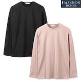 [해리슨] 피치 무지 티셔츠 NTC1270