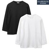 [해리슨] 넥트임 슬라브 티셔츠 NTC1260