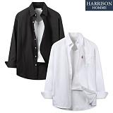 [해리슨] S 무지 셔츠 DON1298 남방