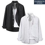 [해리슨] 세로 셔츠 DON1303 남방