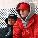 [로얄라이프] ROYALLIFE RLBC101 로얄라이프 로고 버킷햇 - 4종