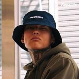 [로얄라이프] ROYALLIFE RLBC102 로얄라이프 로고 데님 버킷햇 - 2종