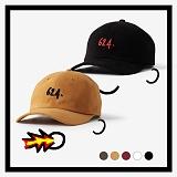 [프로젝트624]PROJECT624 (UNISEX) 624로고 코튼 워싱 볼캡(5COLOR) 야구모자