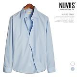 뉴비스 - 베이직 슬림핏 드레스셔츠 (SL001SH)