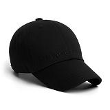 PLATEAU - UNDER CAOMP CAP_BLACK 볼캡