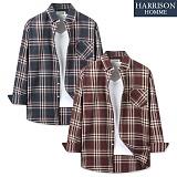 [해리슨] 너구리 셔츠 DON1290 남방