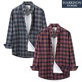 [해리슨] 초코 셔츠 DON1284 남방