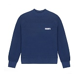[참스]CHARMS BASIC SMALL LOGO SWEATSHIRT NAVY 맨투맨 크루넥 스��셔츠