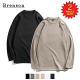 [1+1]브렌슨 - 오버핏 소프트워싱 더블코튼 베이직 티셔츠 6컬러