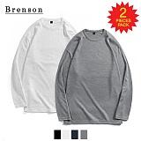 [1+1]브렌슨 - 루즈핏 롱슬라브  티셔츠 4컬러