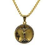 [로얄]ROIAL 3 Crosses Necklace 넥클리스 목걸이