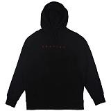 [디플로우]SECTION HOODIE(BLACK) 후드 티셔츠 후드티
