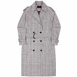 [아파트먼트]Serendipity Trench Coat - Black 트렌치 코트
