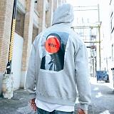 [FROMATOB]프롬에이투비 MYne 후드티셔츠 - TOB17HT241GY 후디