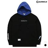 [앨빈클로] AVH-127 팔레트 후드 티셔츠