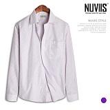 뉴비스 - 사각 드레스 셔츠 (BC006SH)