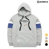 [앨빈클로] AVH-160G 베이스볼 후드 티셔츠