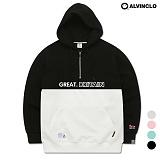 [앨빈클로] AVH-182B 브리튼 후드 티셔츠