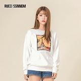 [루찌씬놈]Rucci Ssinnom - 맨투맨 SMM120 (2color)(기모) 자수 스��셔츠
