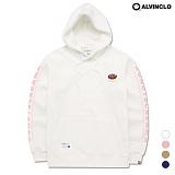 [앨빈클로] AVH-168W 크림도넛 후드 티셔츠