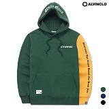 [앨빈클로] AVH-175K STEAMPUNK 후드 티셔츠