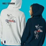 [루찌씬놈]Rucci Ssinnom - 후드티 SHP101 (2color)(기모) 등판 자수 풀오버 후드 스��셔츠