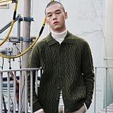 [언리미트]Unlimit - Knit Cardigan (U17DTJK50) 니트 가디건