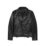[언리미트]Unlimit - Rider Jacket (U17CTJK27) 라이더자켓 가죽자켓