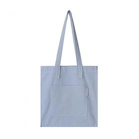 클로젯오브에이 - A-Pocket Bag - BLUE 에코백