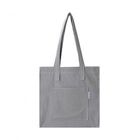 클로젯오브에이 - A-Pocket Bag - GRAY 에코백
