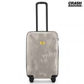 [크래쉬배기지]CRASH BAGGAGE 파이오니아 25인치 캐리어 (그레이)
