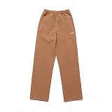 라퍼지스토어 - (Unisex) Banding Track Pants_Beige 트랙팬츠