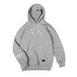 앱놀머씽 - Abnormalthing Hood (Gray) 후드티셔츠