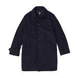 앱놀머씽 - Mac Coat (Navy) 맥코트
