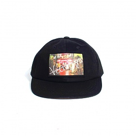 [티엔피]TNP VEAUTIFUL JP BALL CAP - BLACK 볼캡 야구모자