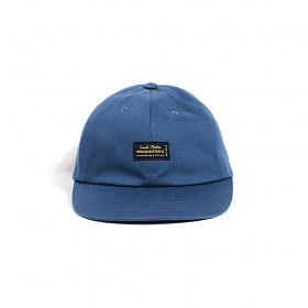 [티엔피]TNP CC LABEL ST BALL CAP - NAVY 볼캡 야구모자