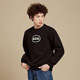 [창신사]CHANGSINSA 17 시그니처 로고 체인 자수 맨투맨 크루넥 스��셔츠